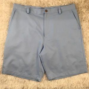 Men's Golf Shorts Blue Golf Sz 36